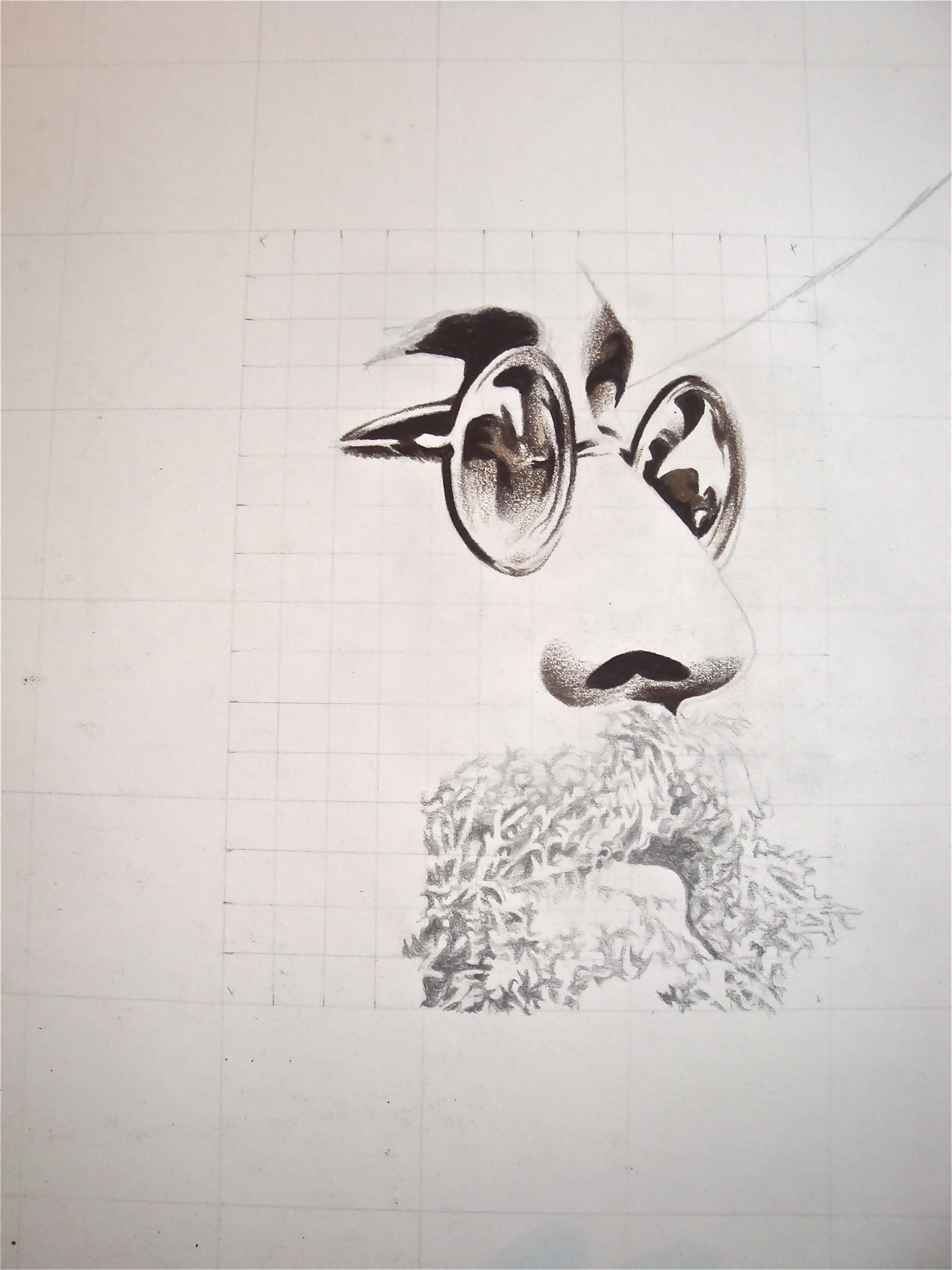 John Lennon Black And White Drawings Martinmrochaart