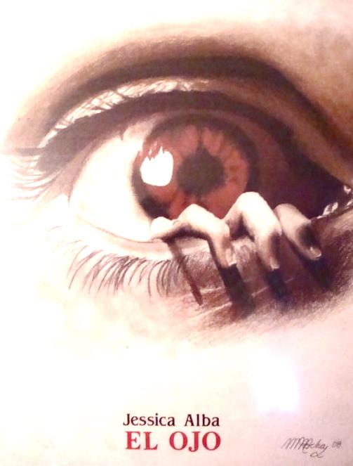Jessica Alba's The Eye