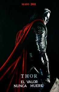 Thor Poster Art Print